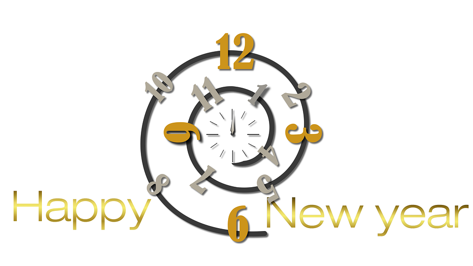 New Year, Party, Year, Greetings, To Celebrate, New