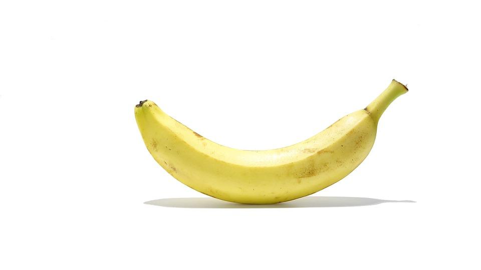 Banana, Fruit, Fruits, Healthy, Yellow, Nature, Frisch