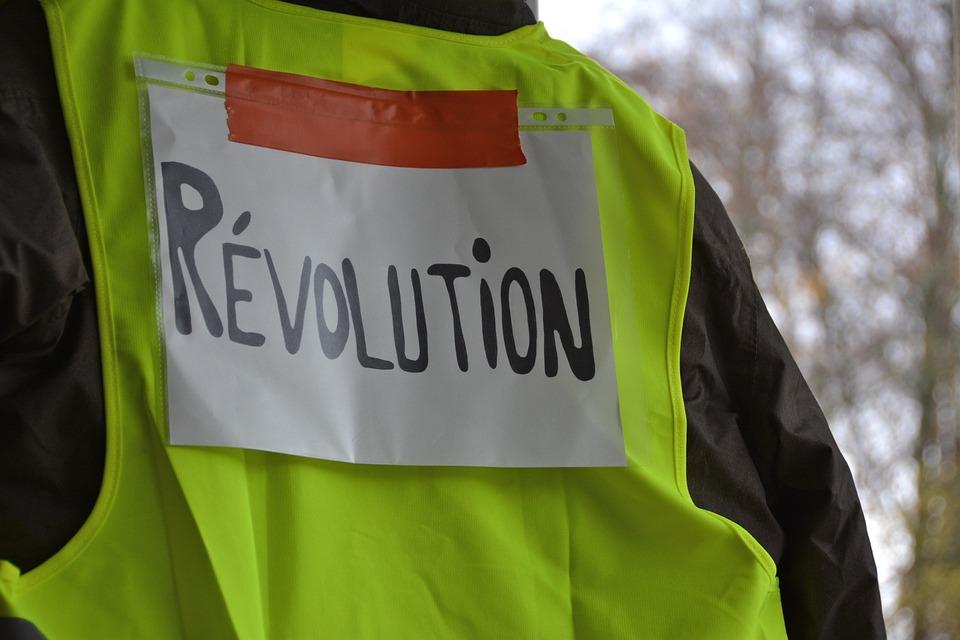 Yellow Vests, Event, Revolution, Protest