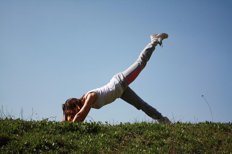 Sport, Yoga, Pilates, Body, Yoga Pose, Woman, Female