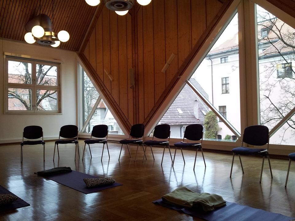Seminar Room, Yoga Room, Meditation