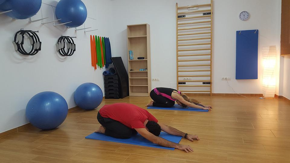 Pilates, Stretching, Yoga, Exercise, Fitness, Sport