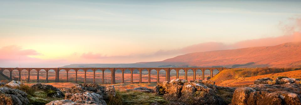 Ribblehead Viaduct, Ribblehead, Yorkshire Dales