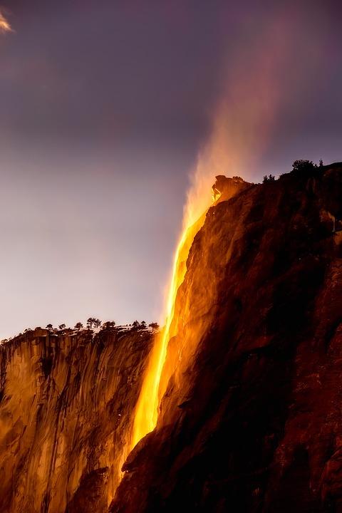 Yosemite National Park, California, Landscape, Tourism