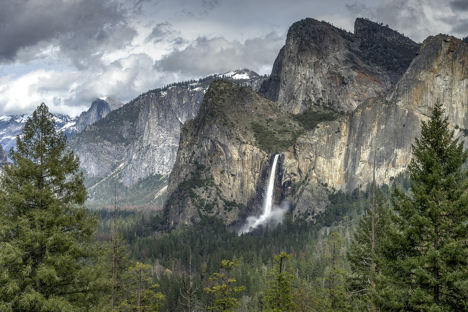National Parks, Outdoors, Nature, Scenery, Yosemite