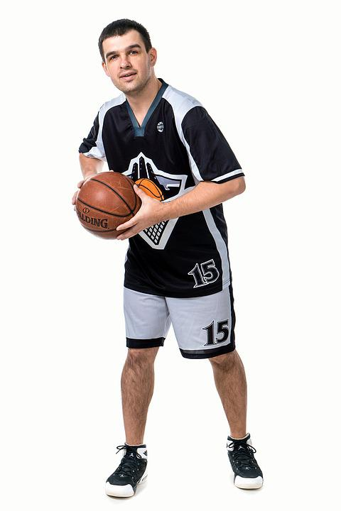 Young, Man, Sports, A Successful Person, Basketball