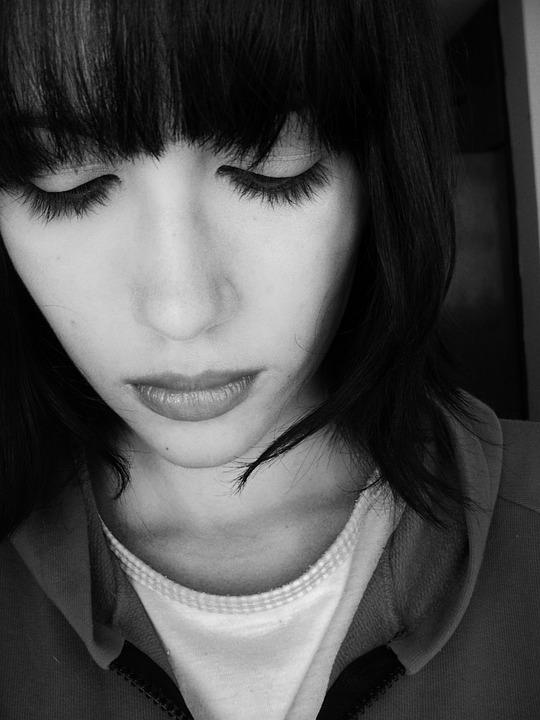 Sad, Woman, Sorrow, Sadness, Young, Grief, Unhappy