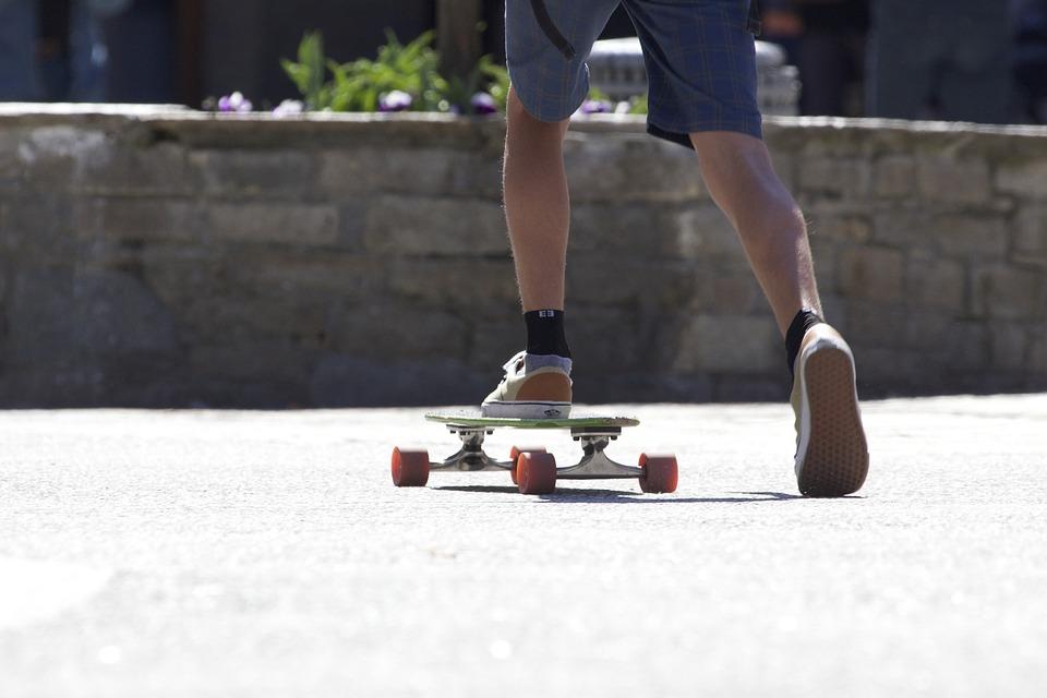 Skateboard, Street, Young, Urban, Skateboarder, Sport