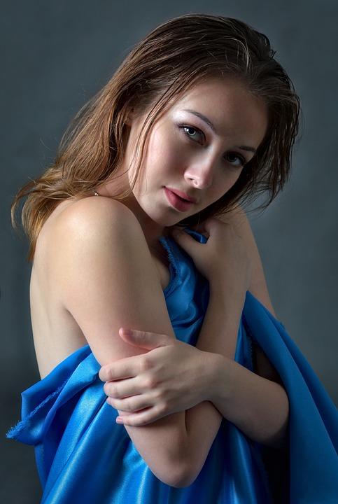 Girl, Woman, Profile, Portrait, Beauty, Face, Young