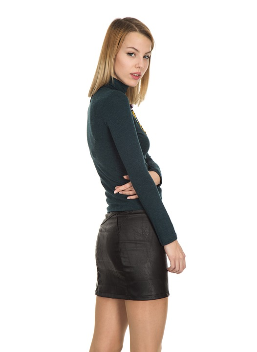 Model, Women's, Mannequin, Clothes, Young, Young Model