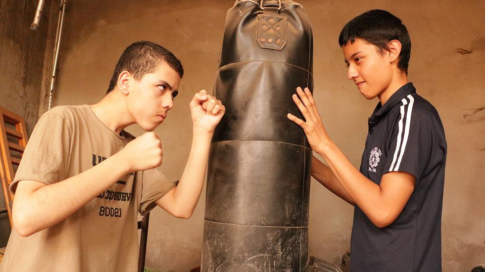 Youth Boxing, Physical Education