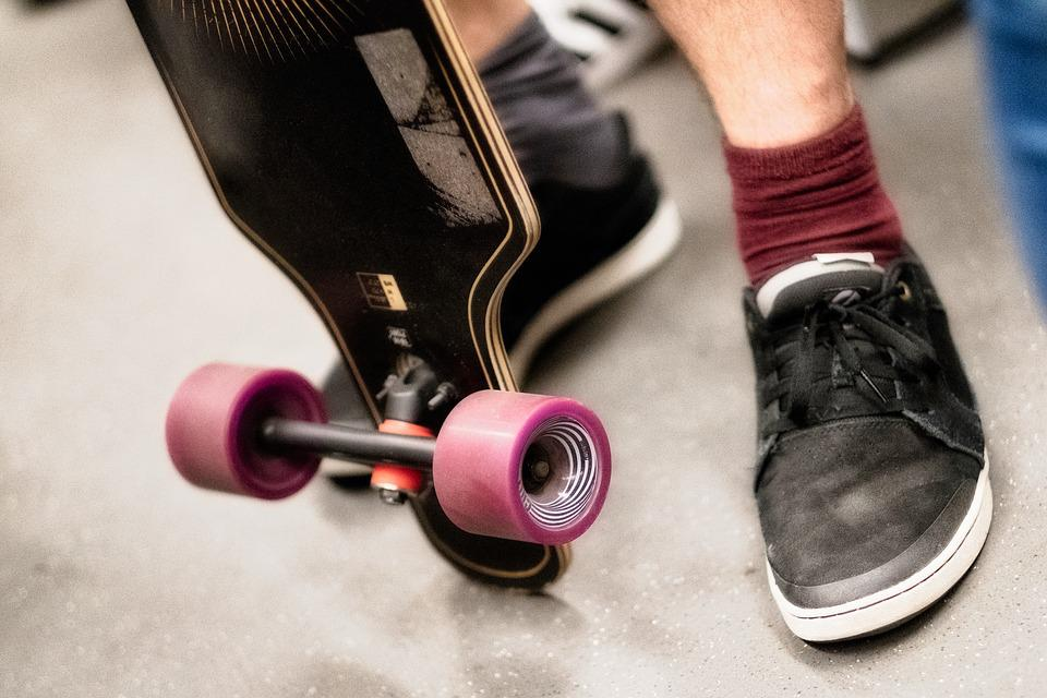 Get Your Shoes Turned Into Roller Skates