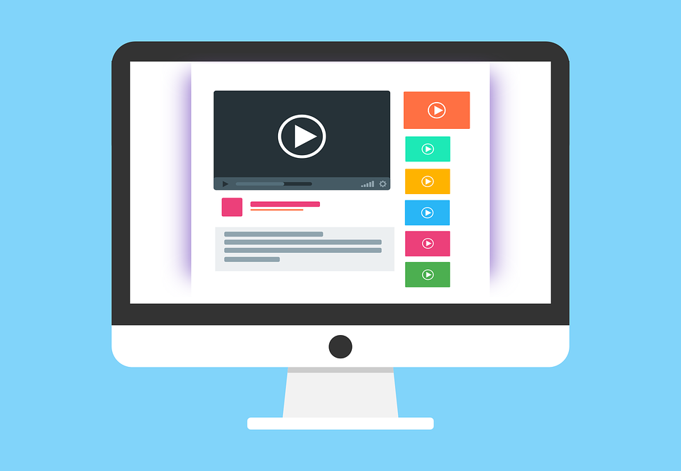 Youtube, Website, Page, Layout, Template, Internet, Web
