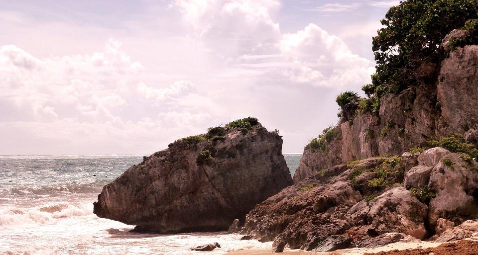 Mexico, Yucatan, Coast
