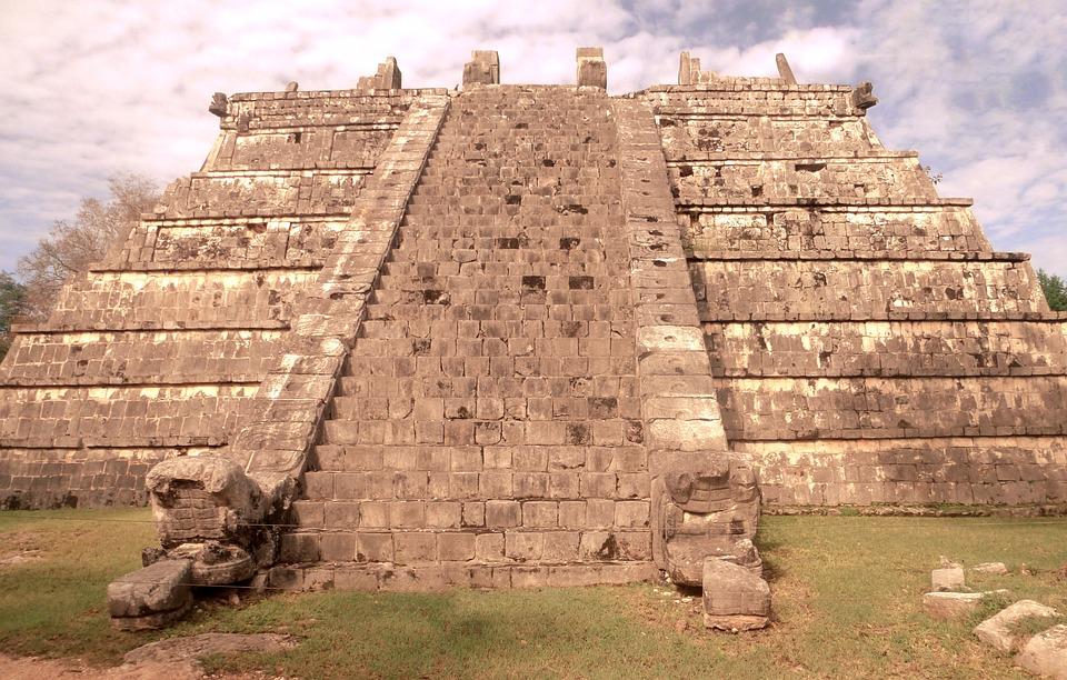 Yucatan, Chichen Itza, Mexico