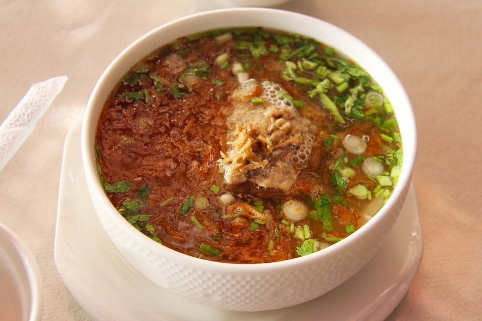 Mekong Fish, Fish, Soup, Yummy, Tasty, Luang Prabang