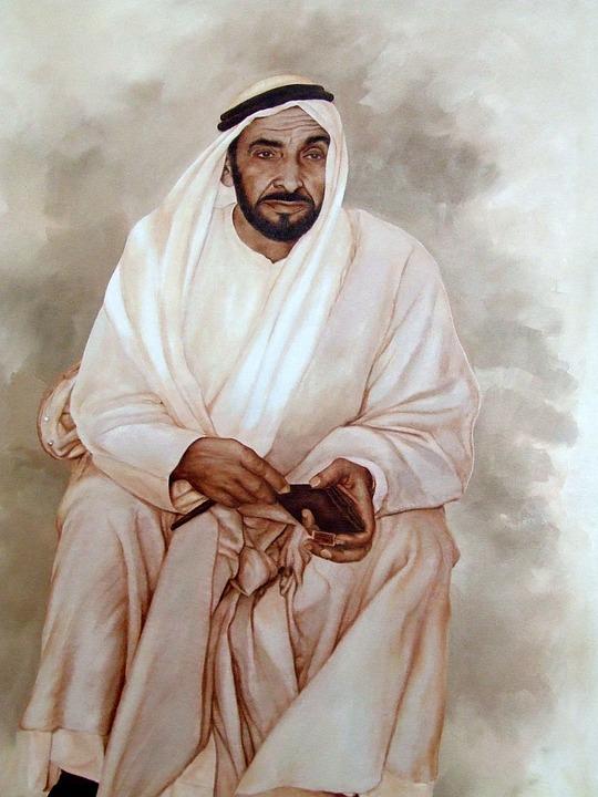Sheikh, Zaid, Bin Sultan