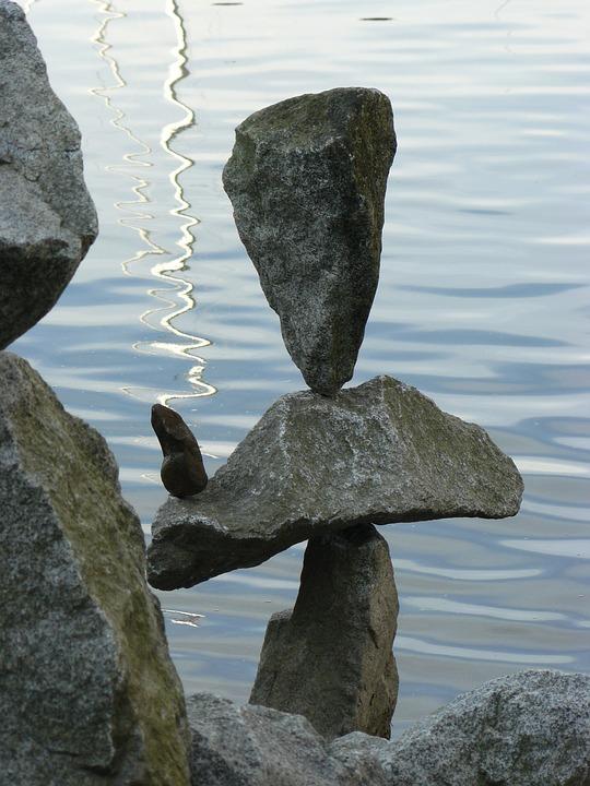 Balance, Rocks, Harmony, Natural, Zen, Stone, Peace