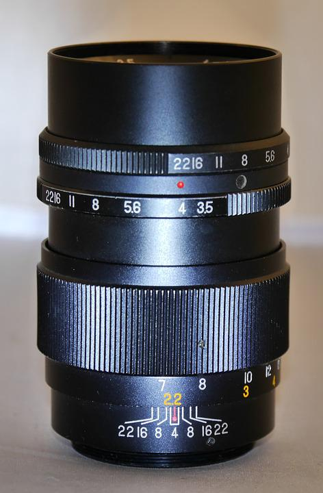 Zenit B, Vintage- Camera, Slr Camera