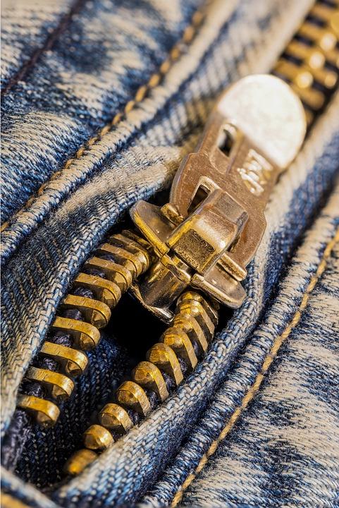 Zip, Zipper, Zippverschluss, Zipp, Slide, Closure