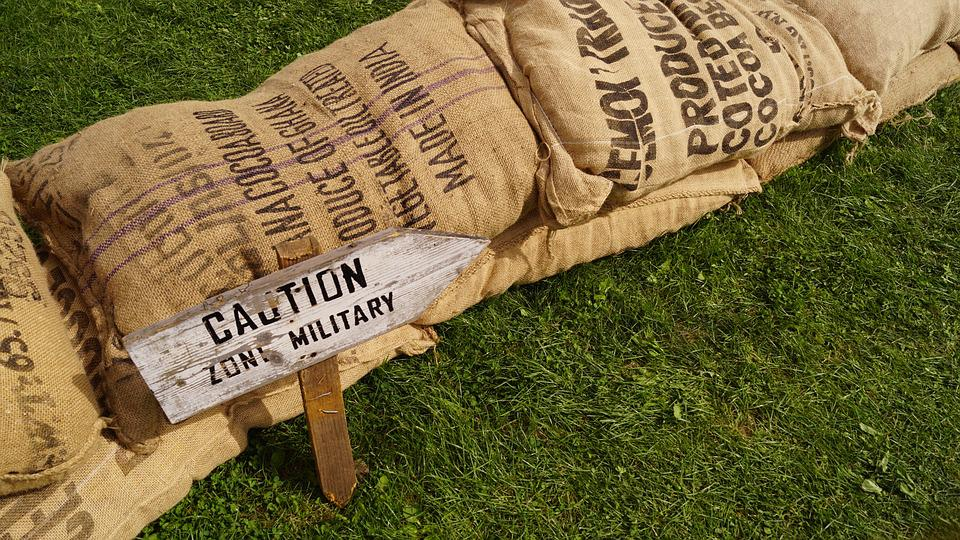 Zone Military, Bags, The Trench, The Military, Traverse