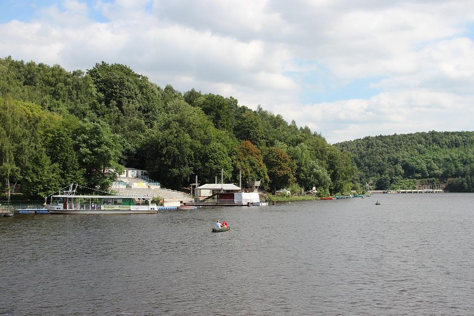 Kriebstein, Zschopau, Dam