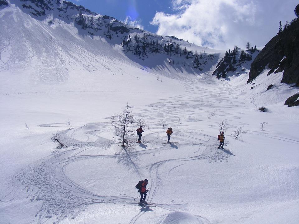 Sci, Alpine, Upstream, Zucco