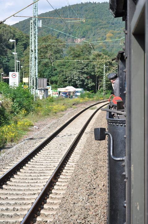 Train, Steam Railway, Railway, Zugfahrt, Rail Traffic