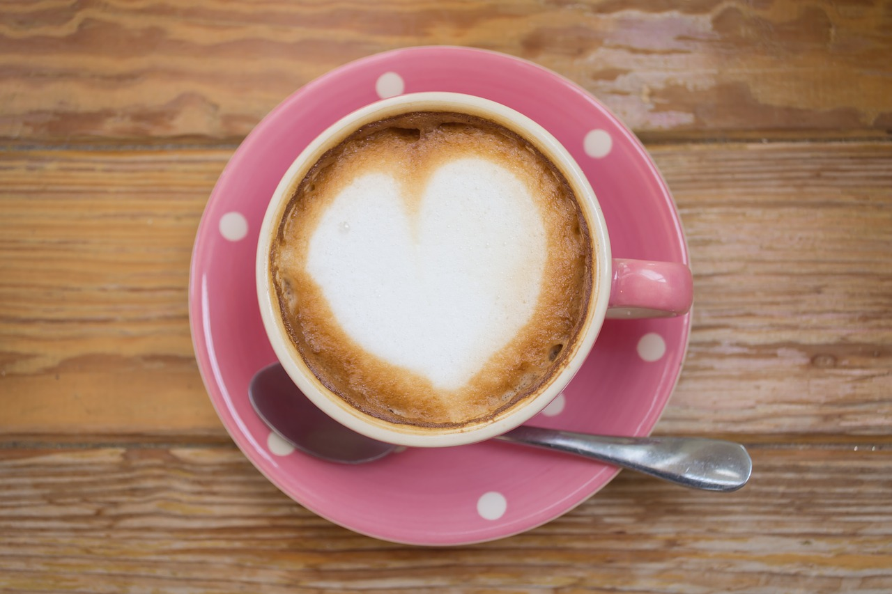 Картинки с добрым утром и кофе для девушки, фото