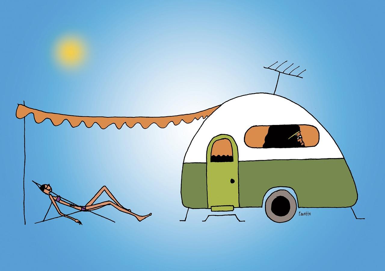 Summer Heatwave Camper