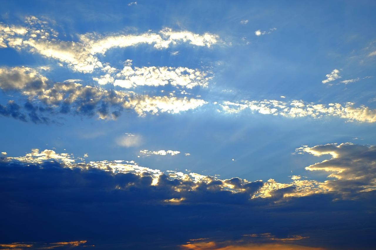 Картинки небеса, открытка