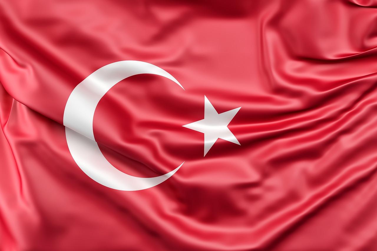 Свадебные, картинки турецкий флаг