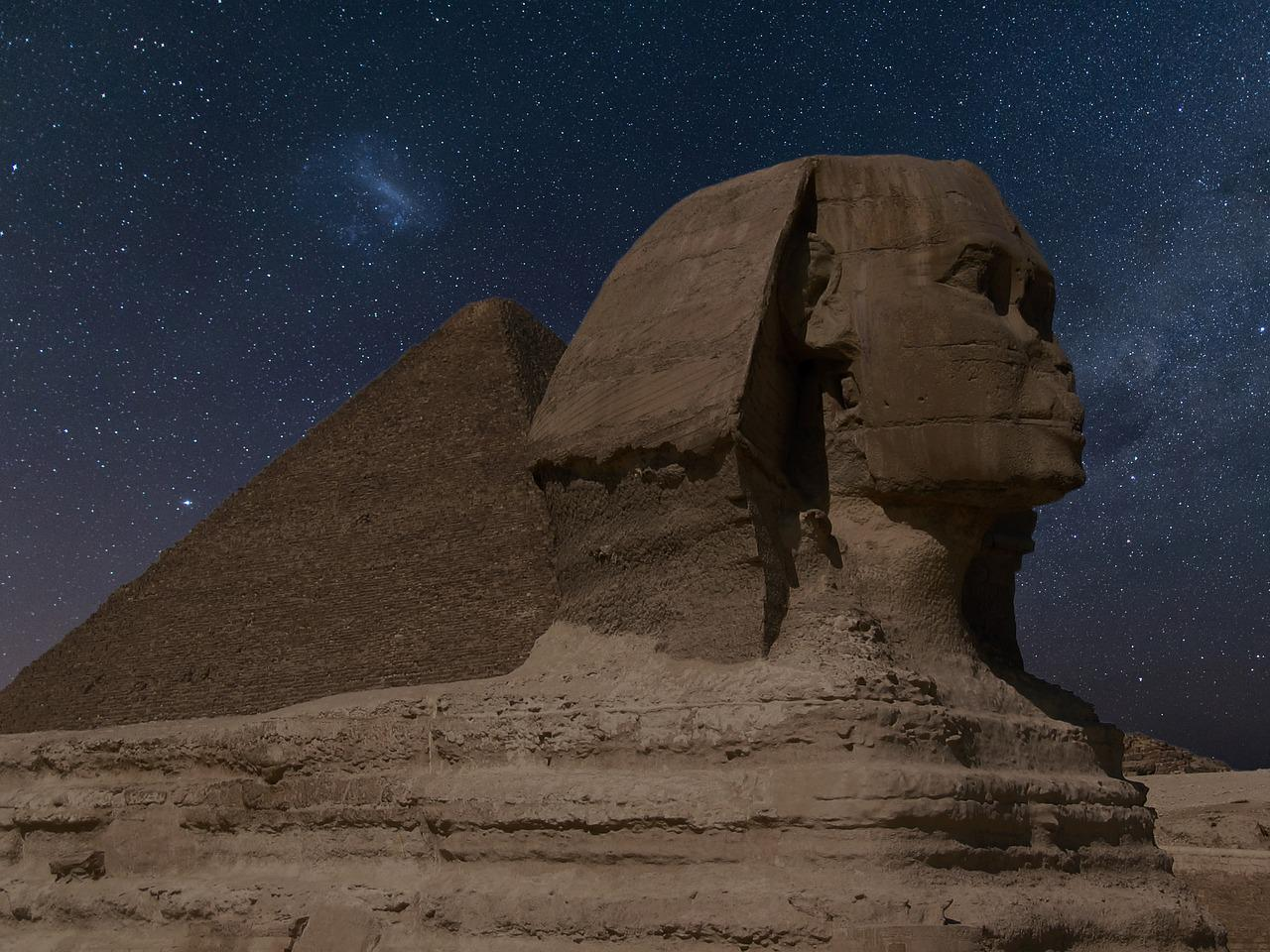 a overview of the ancient egyptian treasure the great sphinx