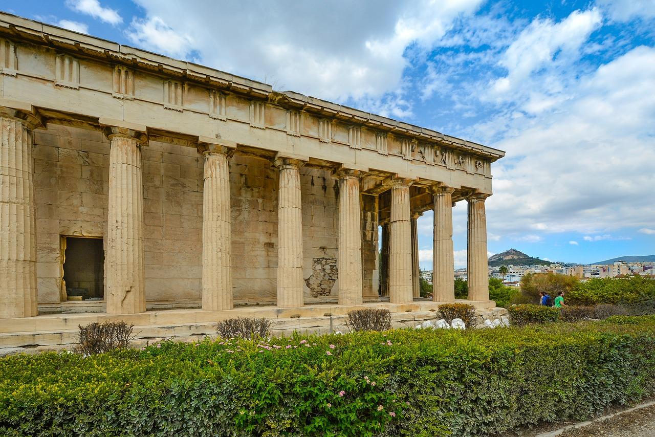 western architecture ancient greek britannicacom - HD1280×854