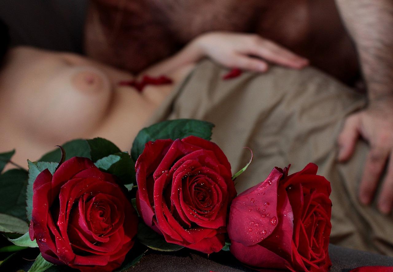 Эро фото цветок