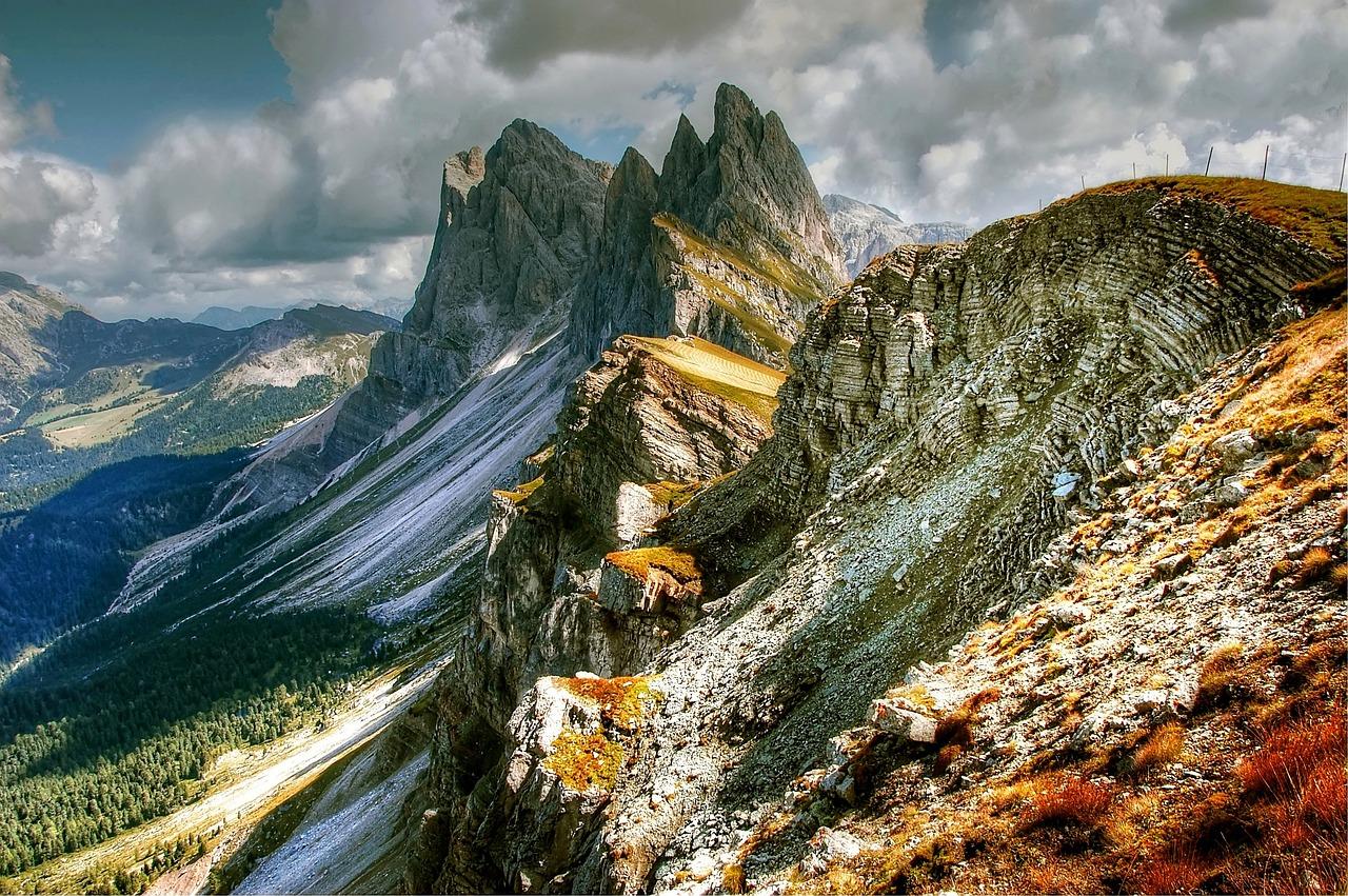 подробнее том, горы доломиты в италии термобелье
