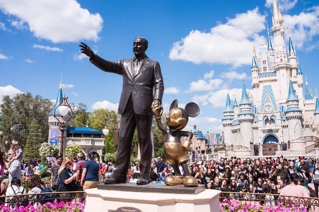 Think of Disney's forecast as the new Star Wars and Avatar sequels coming out through 2027: otherwordly
