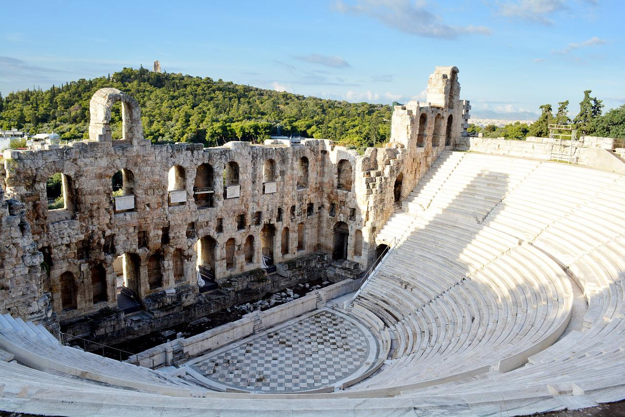 an introduction to the culture and history of the athenian acropolis