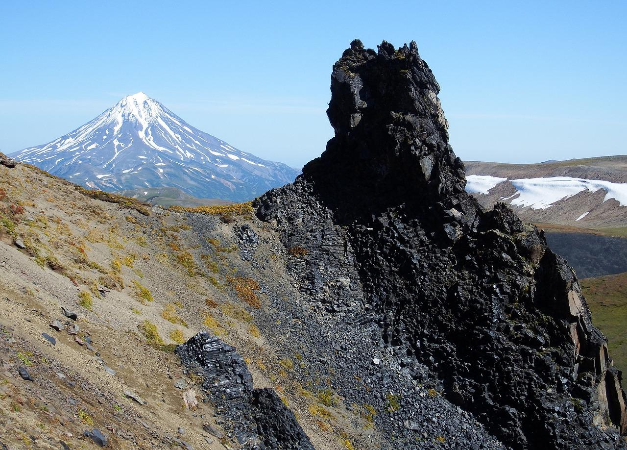 vulkan rocks