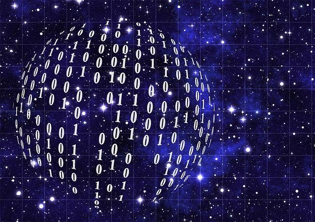Software, Binary System, 1, 0, Binary, Digital