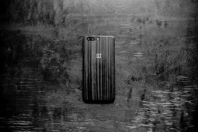 Oneplus5, Oneplus, Mobilephone, 1, Woodsurface, Wood