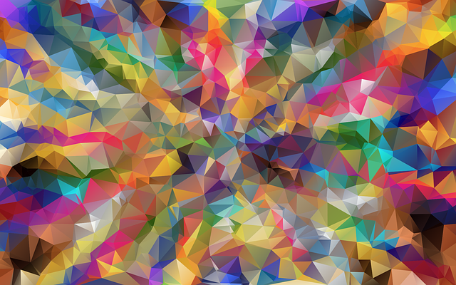 Low Poly, Polygon, Wallpaper, Background, 16x10 Ratio