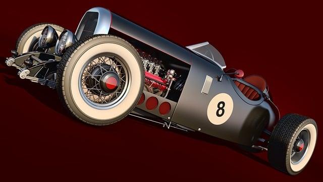 Austro, Daimler, 1929, Custom, Hot Rod, Oldtimer, Car
