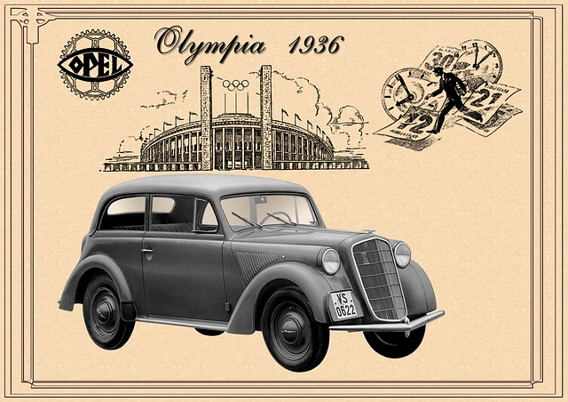 Isolated, Opel, Olympia, 1935-1937