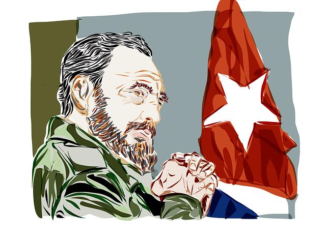 Fidel, Castro, Cuba, Revolutionary, 1959, Politician