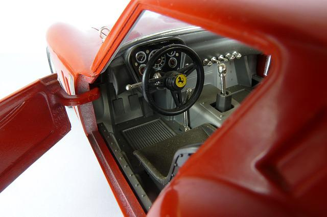 Ferrari, 250, Gto, 1962, 1x18, Model Car, Bburago