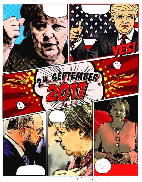 Bundestagswahl, 2017, Policy, Germany, Angela Merkel