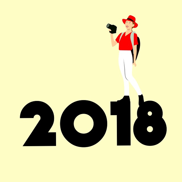 Design, New Year, 2018, Photographic, Photographers