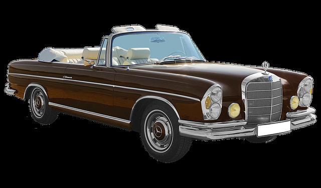 Mercedes Benz, 300se, Cabriolet