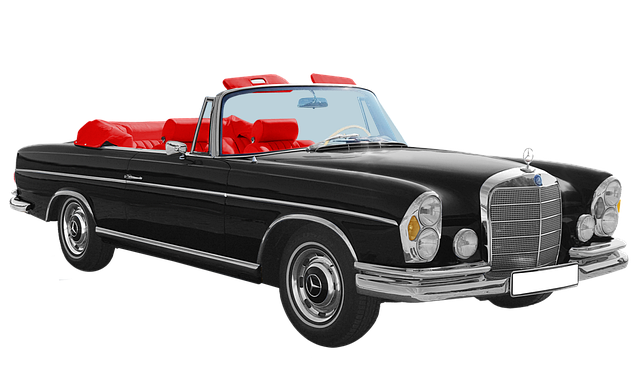Mercedes Benz, Type W108, 300se, Cabriolet, 6-cyl